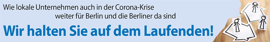 Corona- Unternehmens-Ticker